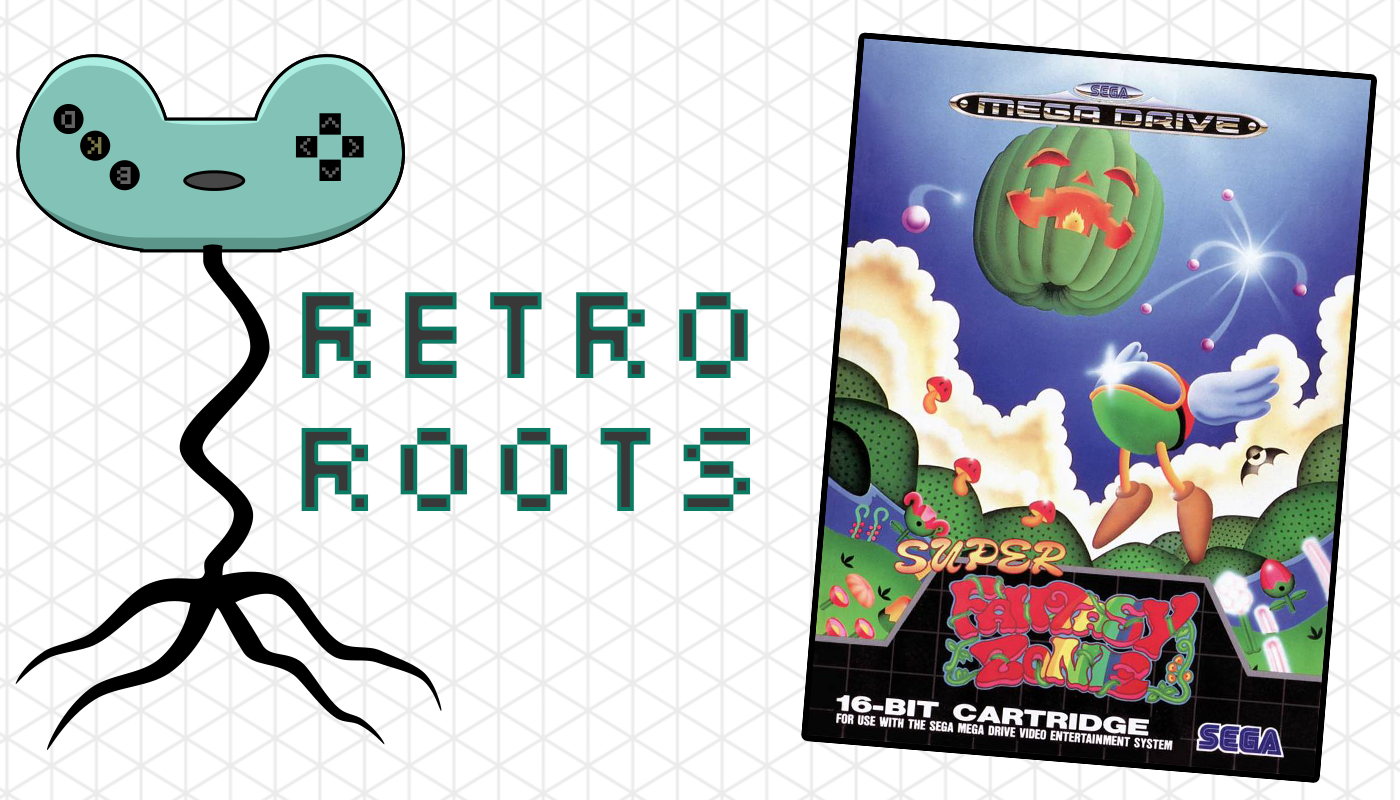 Super Fantasy Zone Retro Roots