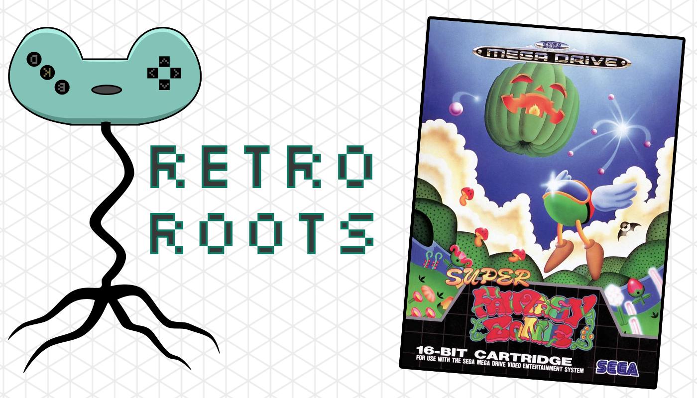 Super Fantasy Zone Retro Roots